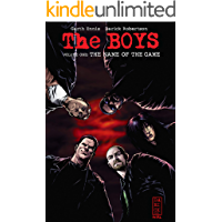 The Boys Vol. 1: The Name of the Game (Garth Ennis' The Boys)