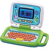 Vtech 80-600904 2-i-1 pekskärm bärbar dator, lärande laptop, flerfärgad