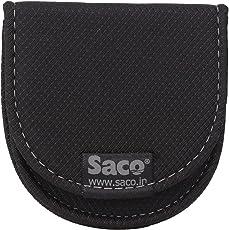 Saco Pouch for Reliance JioFi JMR815 Portable 4G WiFi Hot-Spot -(Black)