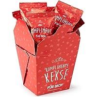 9er Box Kompliment-Kekse | Danke für unsere Alltagshelden | Geschenk für HeldInnen des Alltags & als Glückskeks zum…