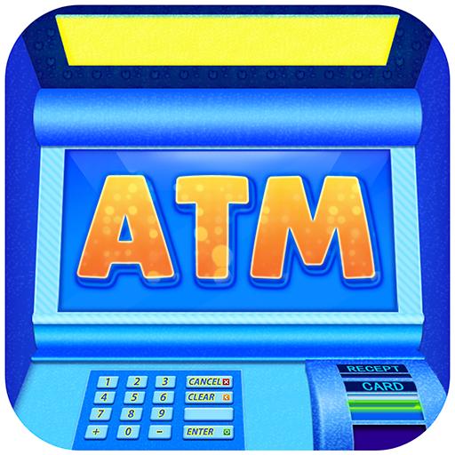 Geldautomat Simulator und Geld: wie man Geld abheben, verwenden Kreditkarte! kostenlos Spiel Mobile Kreditkarte
