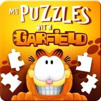Meine Puzzles mit Garfield