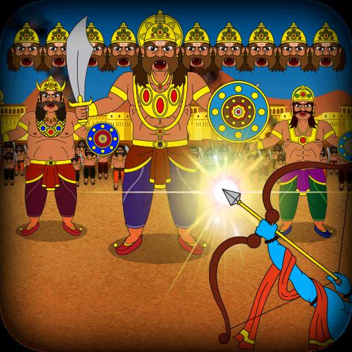 Ram Laxman (Devil Ravana)