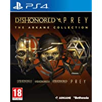 Dishonored and Prey. The Arkane Collection - Playstation 4