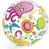 Intex Lively Print Balls Aquarium (Multicolor)