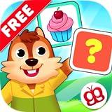 Encuentra la pareja gratuito - Divertido juego de memoria para niños