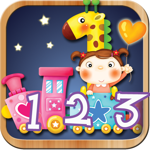 123 Counting - Numbers & Abacus for Toddlers, Preschool and Kindergarten