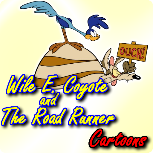 Wile E Coyote And The Road Runner Cartoons Amazonde Apps Für Android