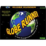 GLOBE RUNNER – Educational fun family board game for both kids and adults that races around the world through every…