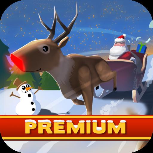 Santa Claus: Christmas Gifts Premium - 3D Sleigh Driving (Sleigh Pocket)