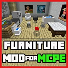 New Furnicraft Furniture Mods Decoration Mods for MCPE