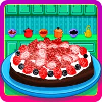 Berry éponge Jeux de cuisine