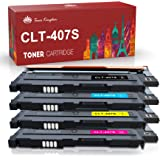 Toner Kingdom Compatibili Samsung CLT-K4072S Cartucce Per toner Samsung CLP-320 CLP-320N CLP-320W CLP-320N CLP-325 CLP-325N C