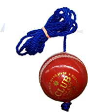 Diablo Club Leather Hanging Practice Cricket Ball Pack of 1