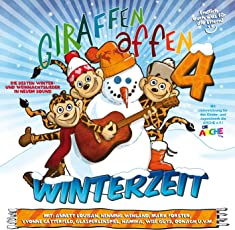 Giraffenaffen 4 - Winterzeit