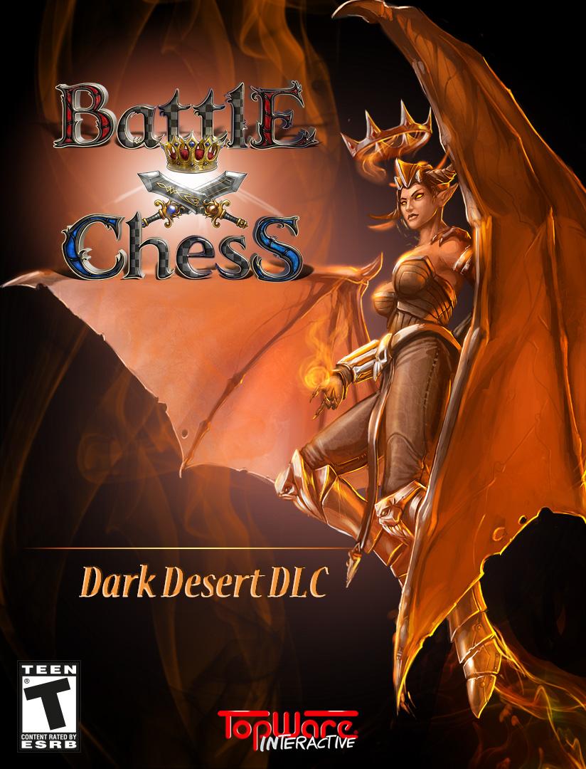 Battle vs Chess - Dark Desert DLC [PC Download]