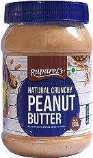Ruparel's Natural Peanut Butter Crunchy, 800g