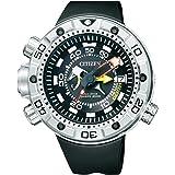 Citizen, Orologio Eco-Drive Promaster BN2021-03E, con misurazione della profondità marina, 49 mm, 20 atm