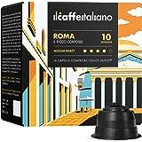 Il Caffè Italiano - Nescafè Dolce Gusto 96 Capsule compatibili - Miscela Roma Intensità 10 - Frhome