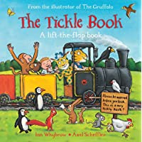 The Tickle Book: A Lift-The-Flap Book (Tom and Bear)