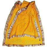 Women's Printed Art Silk Dupatta