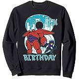 Disney Big Hero 6 Baymax And Hiro 8th Birthday Sweatshirt