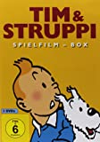 Tim & Struppi Spielfilm-Box [3 DVDs]