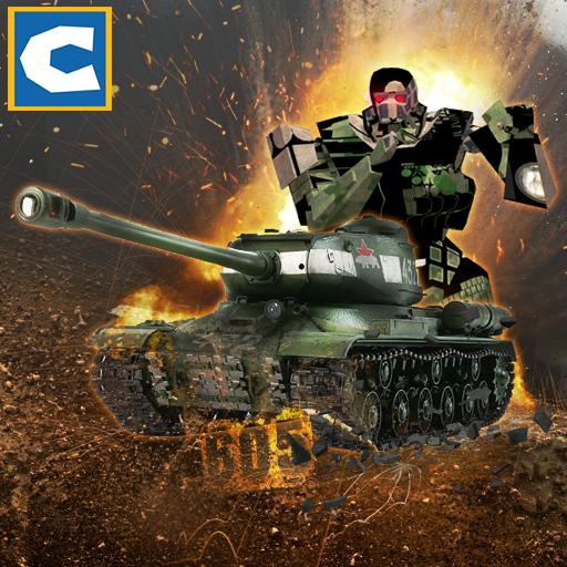 Flying Robot Tank Transformer (Transformers-spiele Kostenlos)