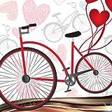 Fahrrad-Fotocollage