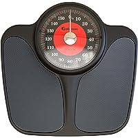 Adamson A23 Balance Pèse Personne Analogique, Jusqu'à 160kg, Surface Antidérapante, Chiffres Extra Larges, Pèse Personne…