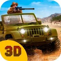 African Safari Hunting: Big Game Sim