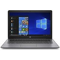 """HP 14-ds0014nl Stream Notebook, AMD Dual-Core A4-9120e, RAM 4 GB DDR4, eMMC 64 GB, Windows 10 Home S, Schermo 14"""" HD SVA Antiriflesso, Office 365 Incluso 1 Anno, USB, HDMI, RJ45, Webcam, Nero"""