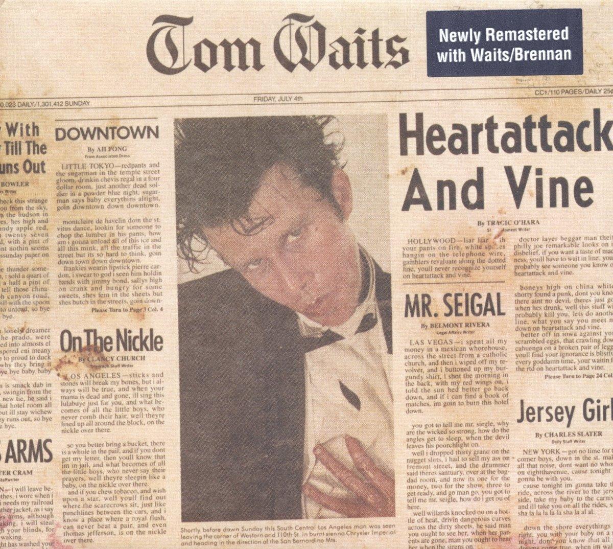 Tom Waits - Heartattack and Vine (Remastered)