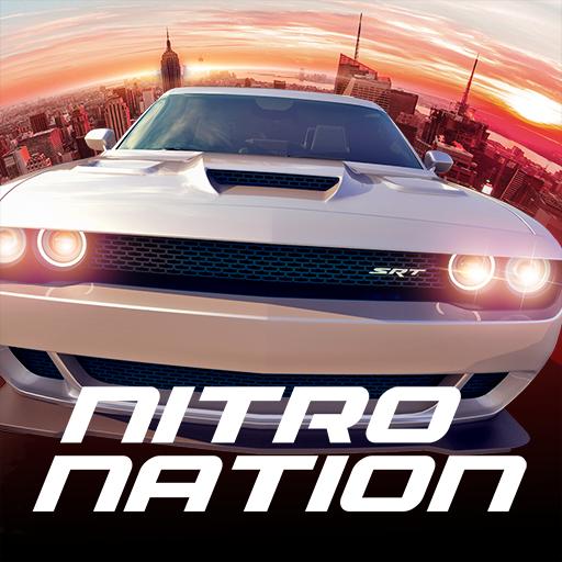 Nitro Nation Online (Online-auto-spiele)