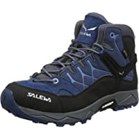 SALEWA Jr Alp Trainer Mid GTX, Scarponi da Trekking e da Escursionismo Unisex-Bambini
