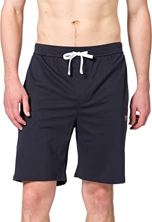 BOSS Men's Stripe Shorts Pajama Bottom
