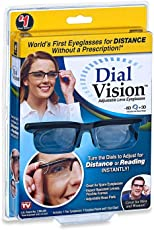 GTC Dial vision Eyeglasses Nearsighted Reading Presbyopic Eye Glasses -6D To +3. 5D Vision best 278-7