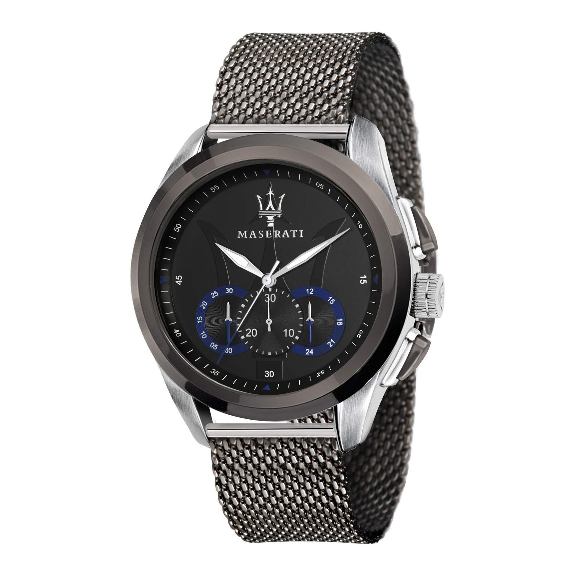 Reloj para Hombre, Colección Traguardo, Movimiento de Cuarzo, cronógrafo,