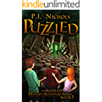Puzzled: An adventure story filled with suspense, mystery, and fantasy - Books for boys and girls age 10 or 11, kids 9…