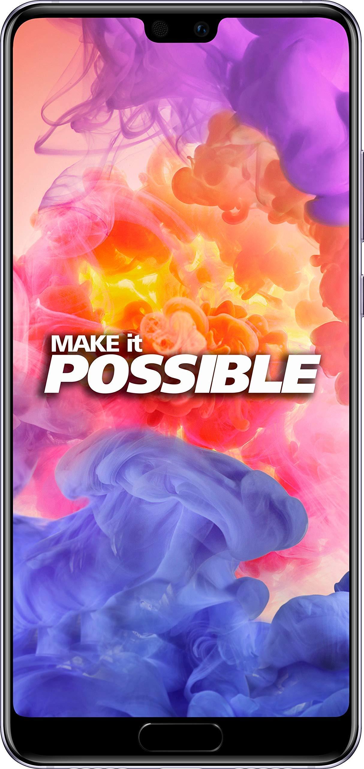 (Renewed) Huawei P20 Pro (Blue, 6GB RAM, 128GB Storage)