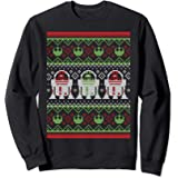 Star Wars R2-D2 Ugly Christmas Sweater Rebel Sweatshirt