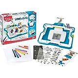 Maped Creativ - Lumi Board - Machine Lumineuse pour Apprendre à Dessiner - Jouet Loisirs Créatifs - Tableau Lumineux Enfant d