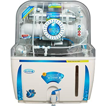 Ruby RO+UV+TDS Controller Water Purifier