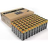 Lot de 60 Piles alcalines AA Kodak de qualité supérieure - pour Plus de Puissance