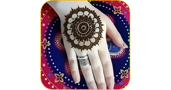 Simple Mehndi Designs Thin Amazon Co Uk Appstore For Android