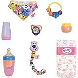 BABY born Starter Set Accessoires pour Maison de poupées, 828052, Multicolore