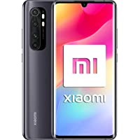 Mi Note 10 Lite Smartphone 6GB 64GB Qualcomm® Snapdragon™ 730G Processor AI Quad Kamera 6.47″ 3D Curved AMOLED Display…