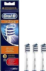 Oral-B TriZone Aufsteckbürsten, 3 Stück