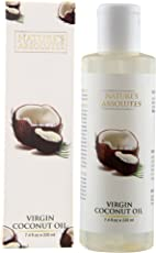 Nature's Absolutes Virgin Coconut Oil, 220ml