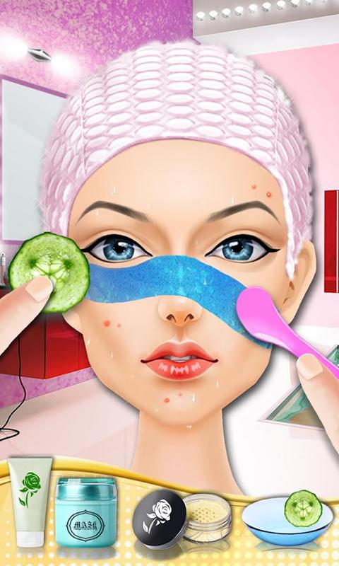 Top Model Makeover - Girls Games - 6